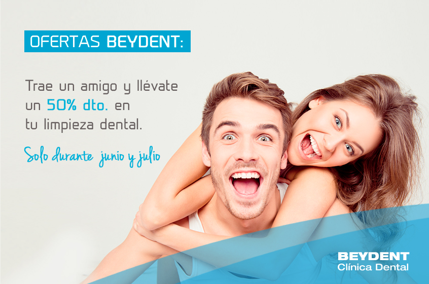 Promo 50dto amigo limpieza dental beydent